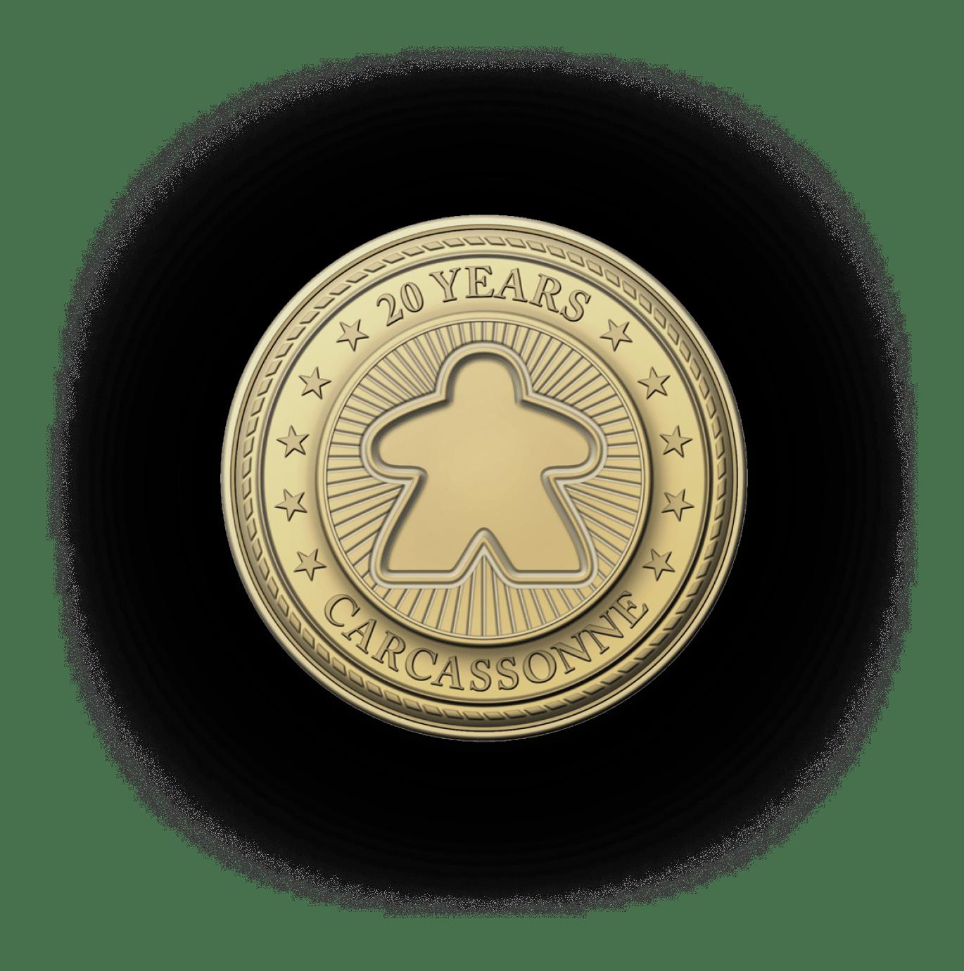 Carcassonne Medal